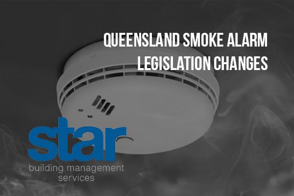 Queensland smoke alarm legislation changes