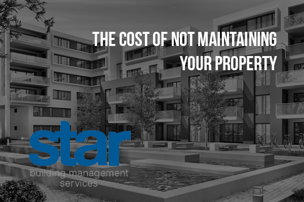 The cost of not maintaining your property