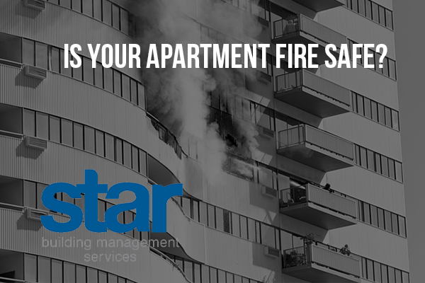 Is your apartment fire safe