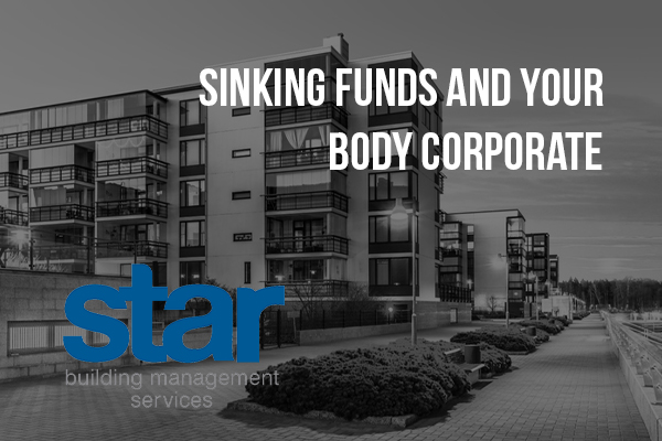 Sinking funds and your Body Corporate