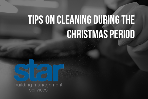 Tips on cleaning during the christmas period