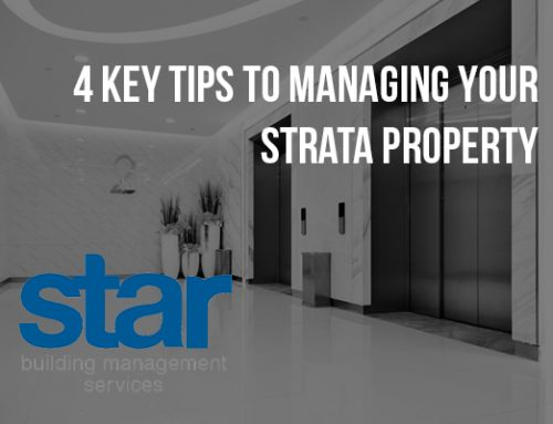 4 key Tips to Managing Your Strata Property