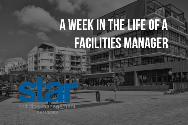A Week in the Life of a Facilities Manager